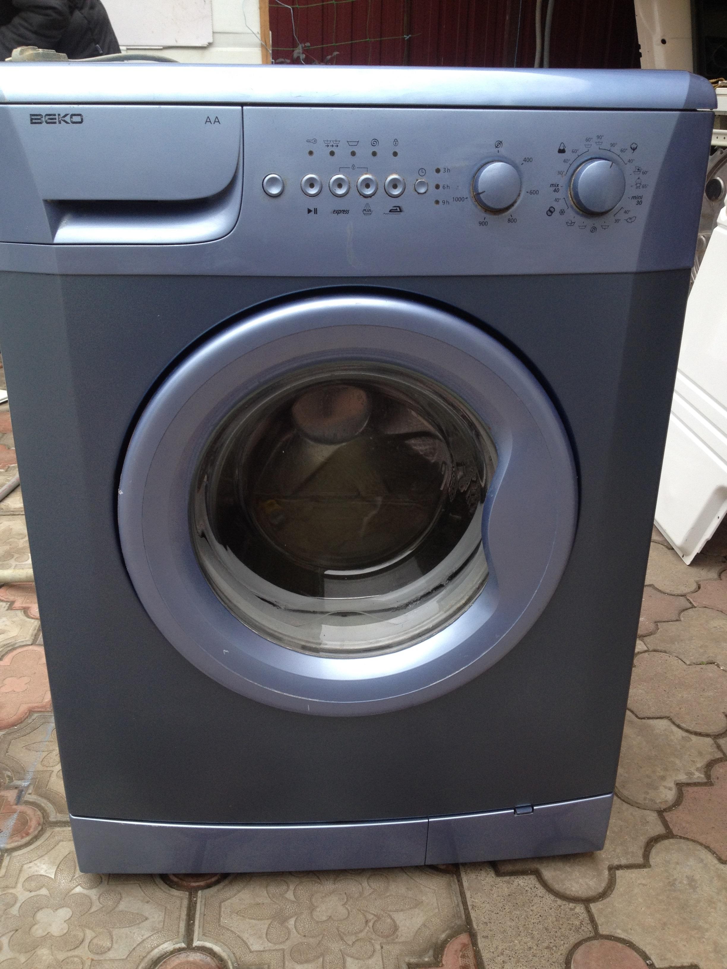 Инструкции к стиральным машинам beko